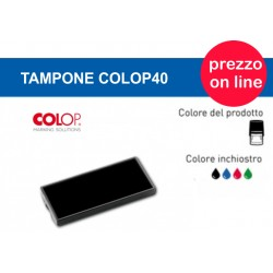 Tampone Colop 40