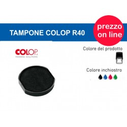 Tampone Colop R40
